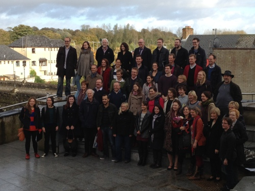 The Holst Singers and Together One Voice in Omagh