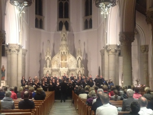 Holst Singers in Enniskillen